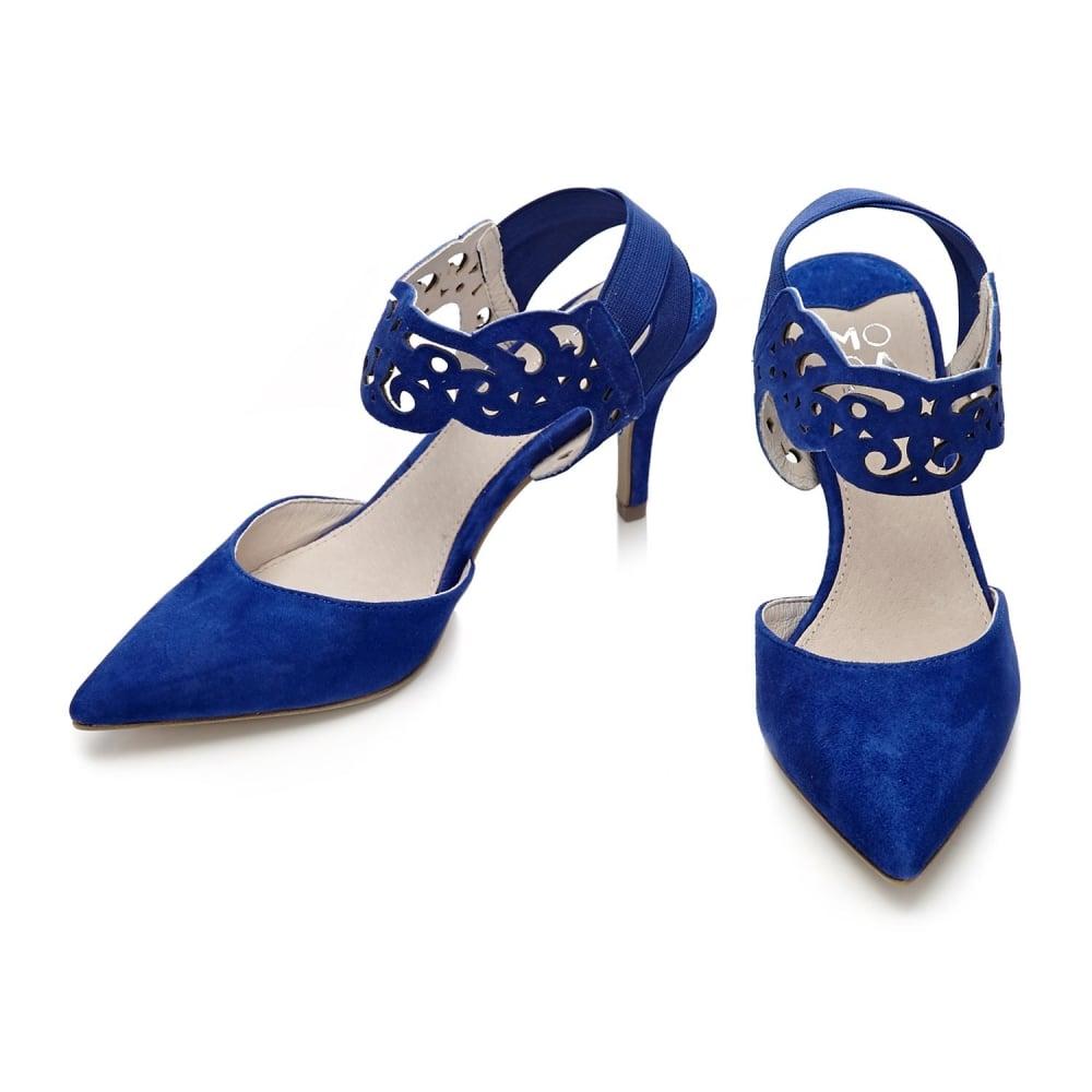Elvis Blue Suede Shoes Genius