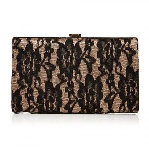 Ceecoclutch Black Lace