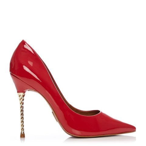 Ciola Red Patent Leather