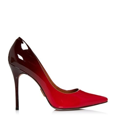 Cristina Red Patent Leather