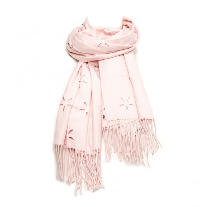 Daisyscarf Pink Fabric