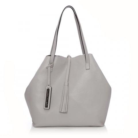 74cb34e12ac4 Emilobag Grey Leather