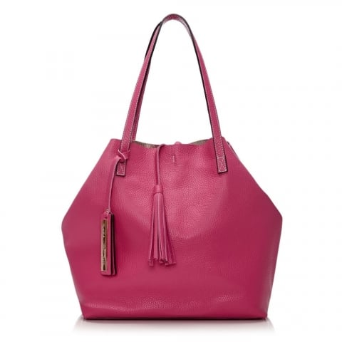 Emilobag Magenta Leather