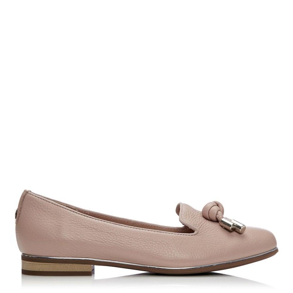 497fd6484a3 Estellan Nude Leather - Shoes from Moda in Pelle UK