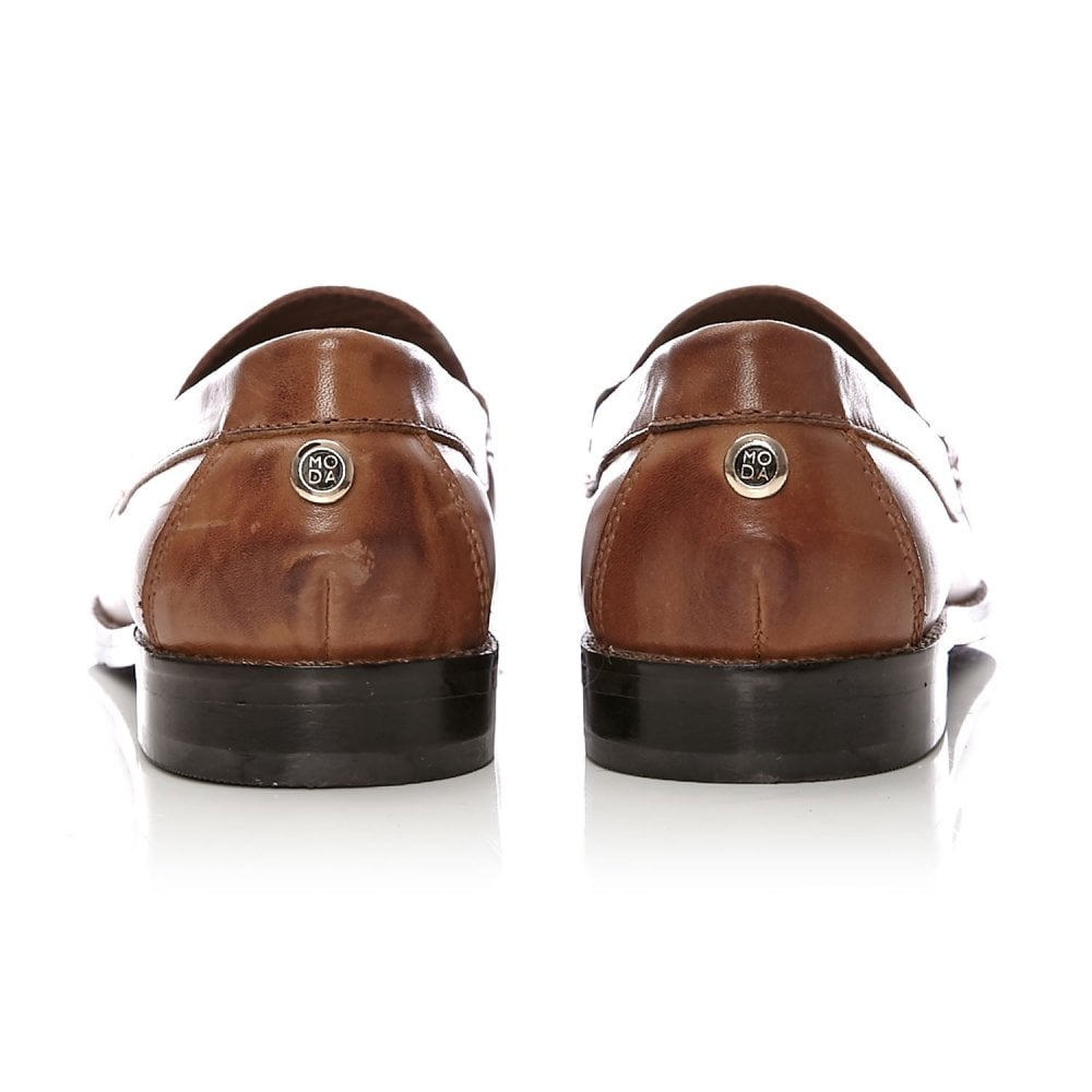 5f69637ee66 Falconi Tan Leather - Shoes from Moda in Pelle UK