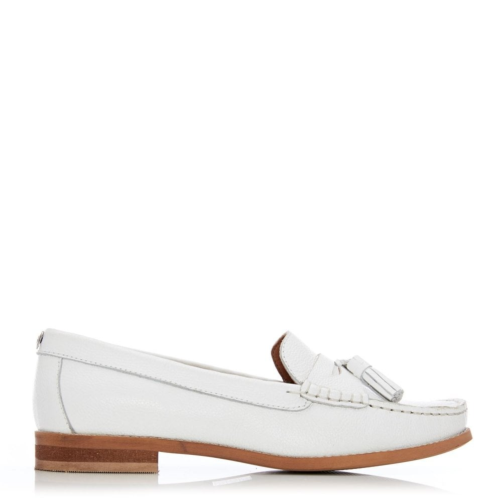 e18dc5a501e Falconi White Leather - Shoes from Moda in Pelle UK