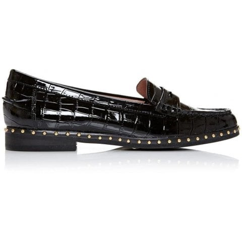 Felda Black Patent Leather