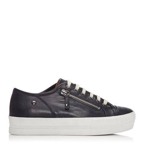 Fianno Navy Leather