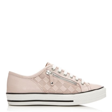 Fiarli Light Pink Leather