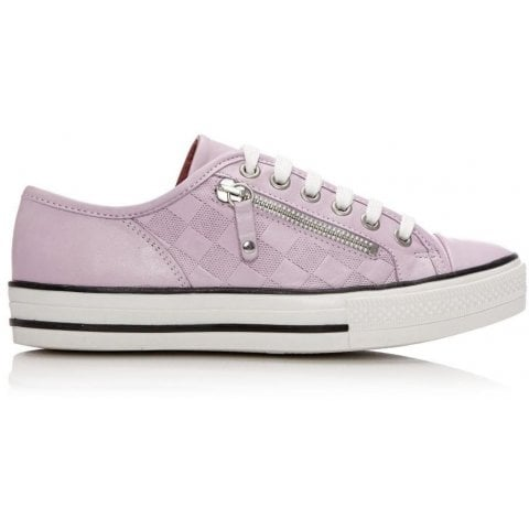 Fiarli Lilac Leather