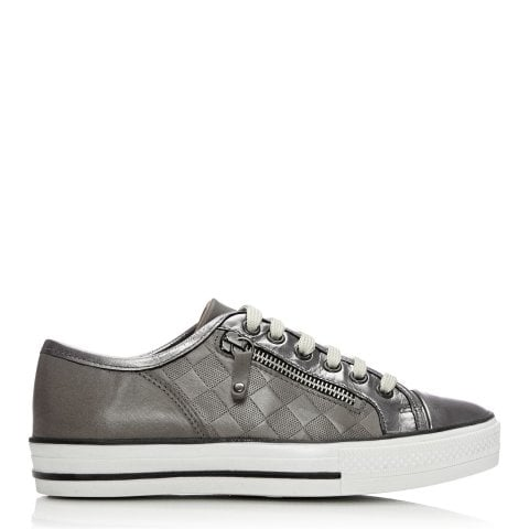 Fiarli Pewter Leather