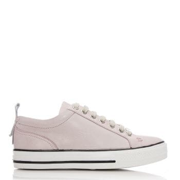 Fioni Light Pink Leather