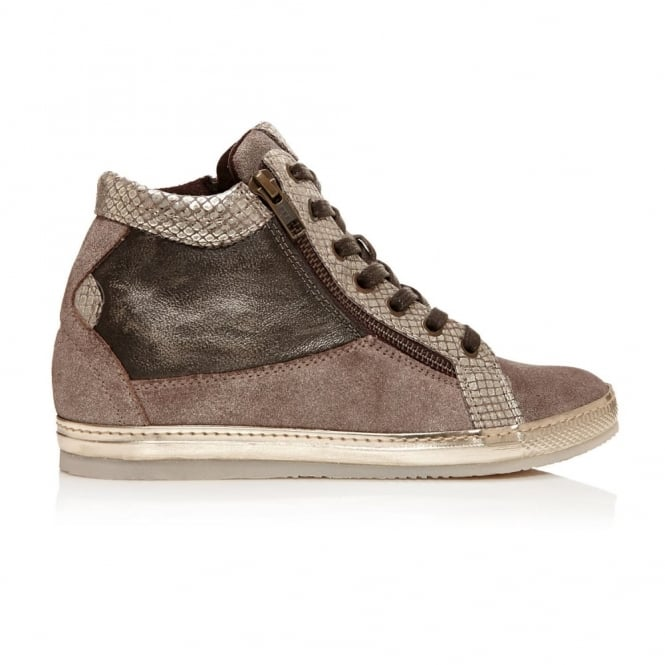 Fontro Taupe Leather