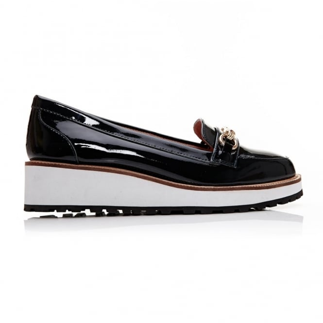 Gia Navy Patent Leather