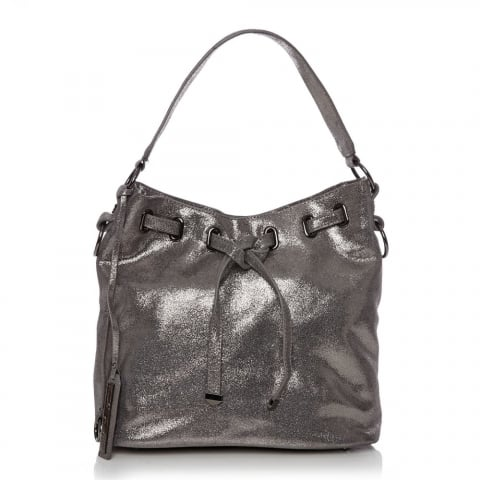 Granziabag Pewter Leather