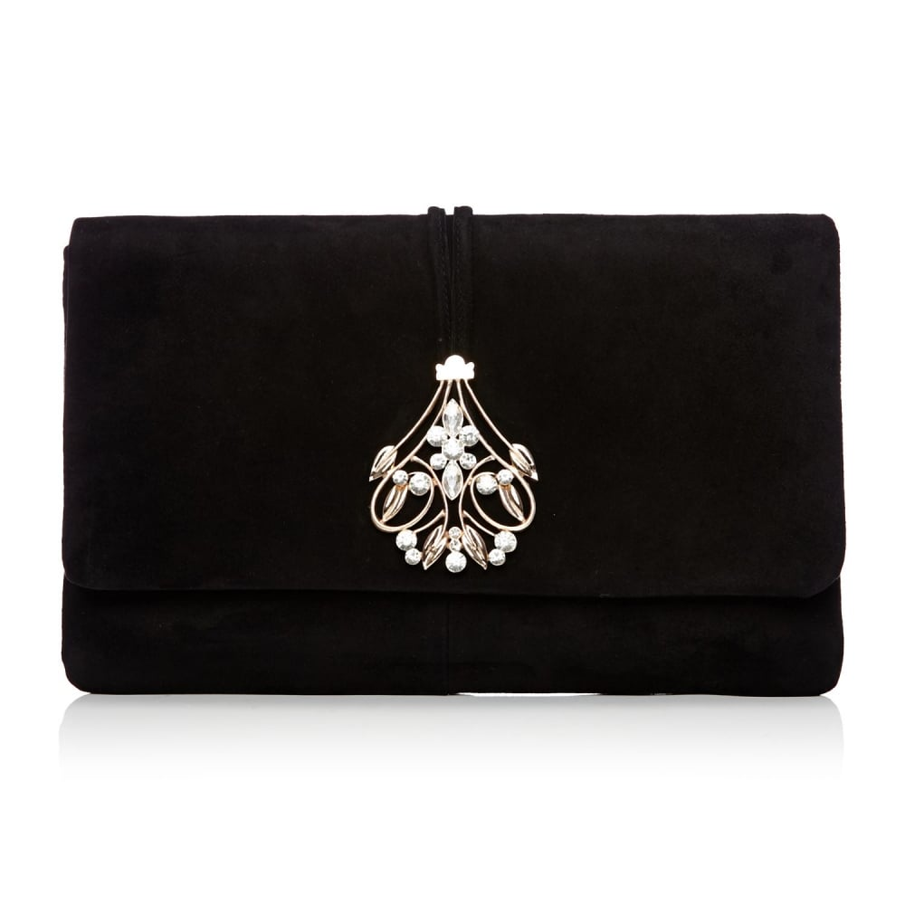 Ilaribag Black Suede