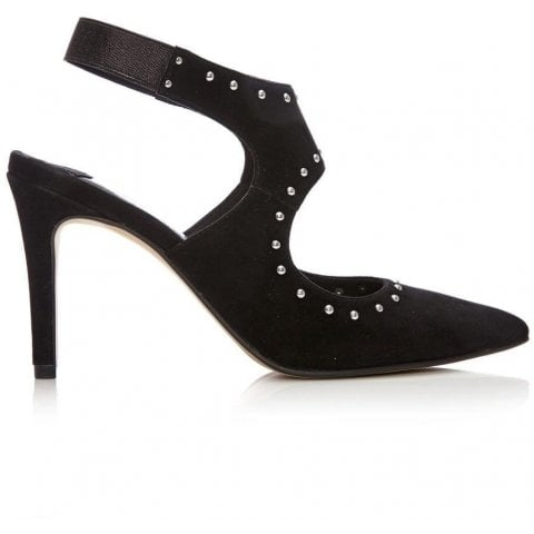 Julia Black Suede