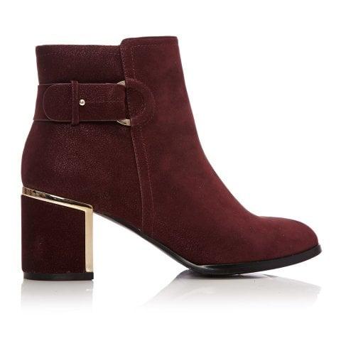 0f1557d97 Women's Ankle Boots | Italian Leather & Suede | Moda in Pelle