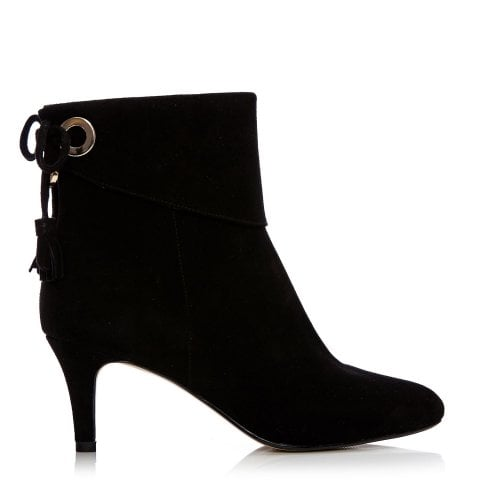 Latinna Black Suede
