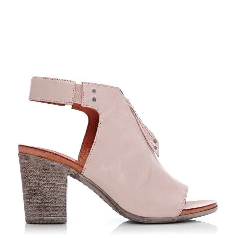 Loarli Light Pink Leather