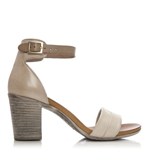 Loello Taupe Leather