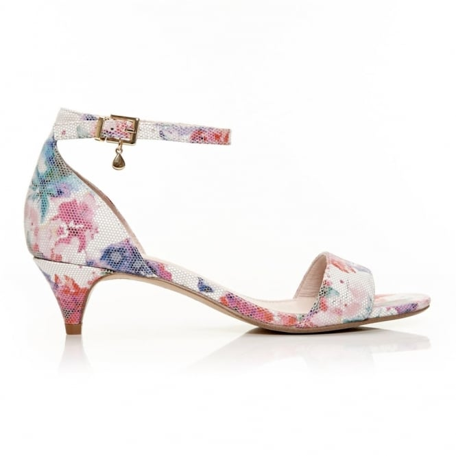 Lucero Floral Leather