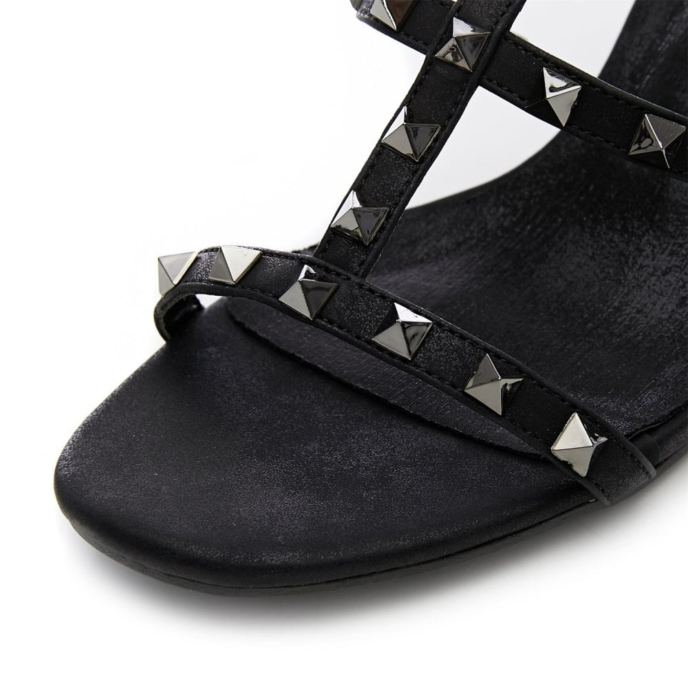b0850e8d8b431 Mima Black Porvair - Shoes from Moda in Pelle UK