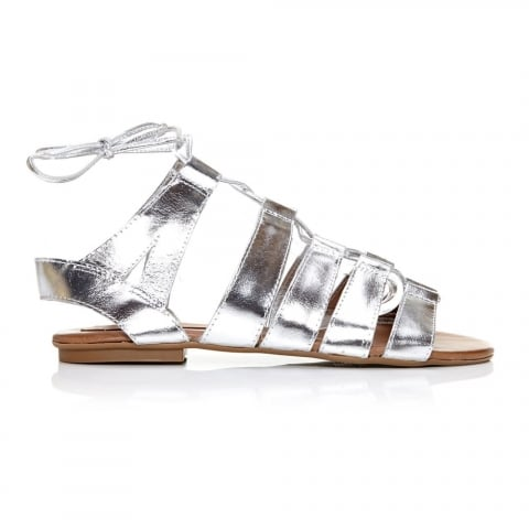 Nerri Silver Leather