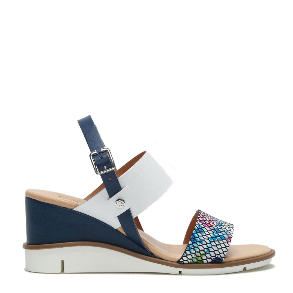 e10624be3016 Nevva Floral Leather - Sandals from Moda in Pelle UK