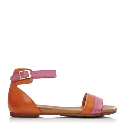 Noello Orange Leather