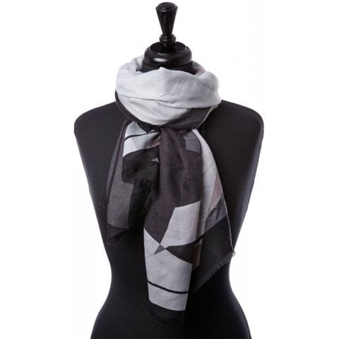 Olivescarf Black Fabric