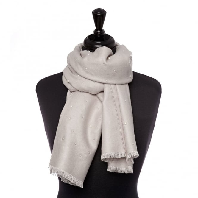 Pearliscarf Light Nude Fabric