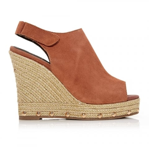 Philipa Tan Suede