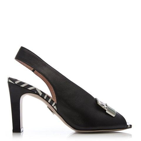 65ddebd22f3b03 Rosela Black Leather